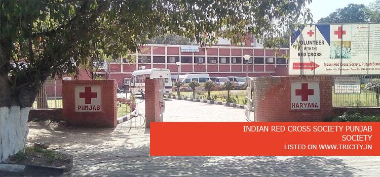 INDIAN RED CROSS SOCIETY PUNJAB