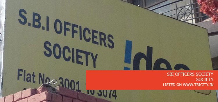 SBI OFFICERS SOCIETY