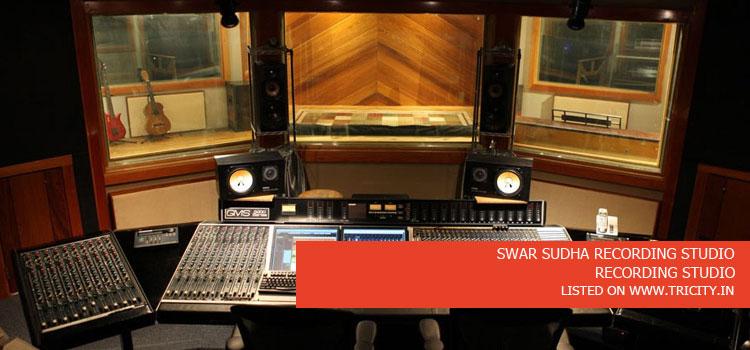 SWAR SUDHA RECORDING STUDIO