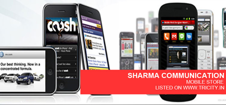 SHARMA COMMUNICATION