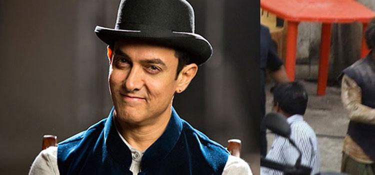 ठग्स ऑफ हिंदोस्तान' में ऐसा होगा आमिर खान का लुक