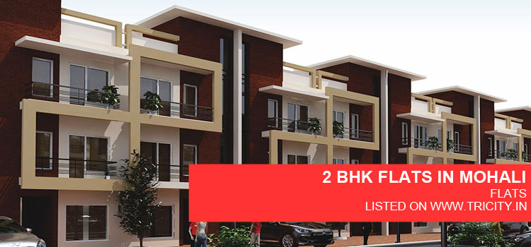 2 BHK FLATS IN MOHALI