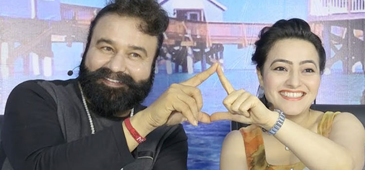 Search operation in Rajasthan Honeypreet remains
