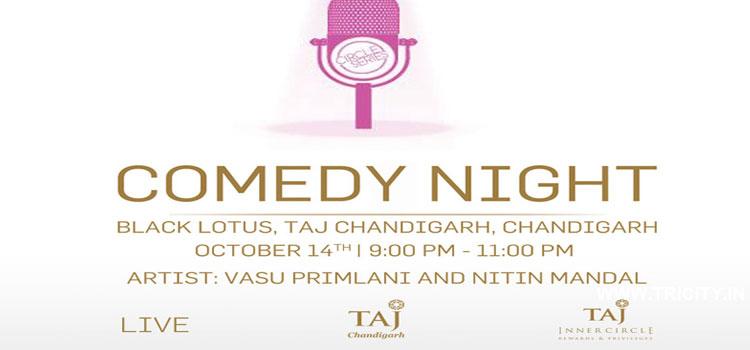 Comedy Night with Vasu Primlani and Nitin Mandal