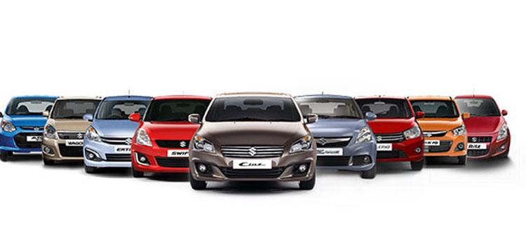 Maruti Suzuki Diwali 2017 Discounts & Offers on All Cars