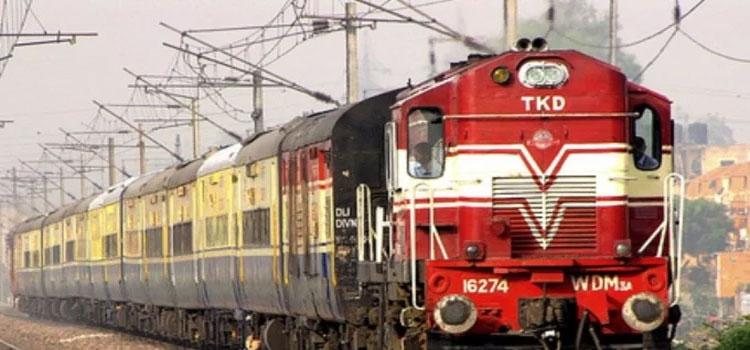 Train Travell