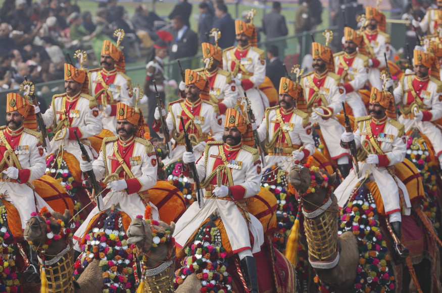 69th Republic Day Celebrations In India