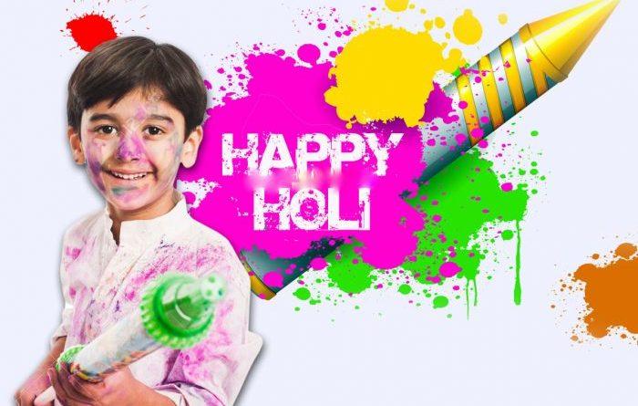 Happy Holi 2018