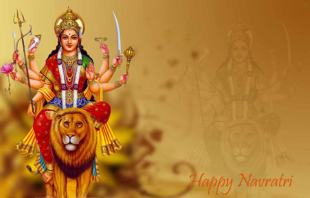 Happy Navratri 2018