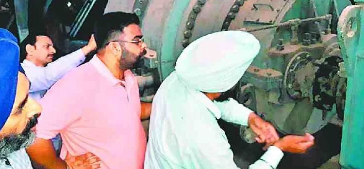 Chhadha Sugar Mill Sealed