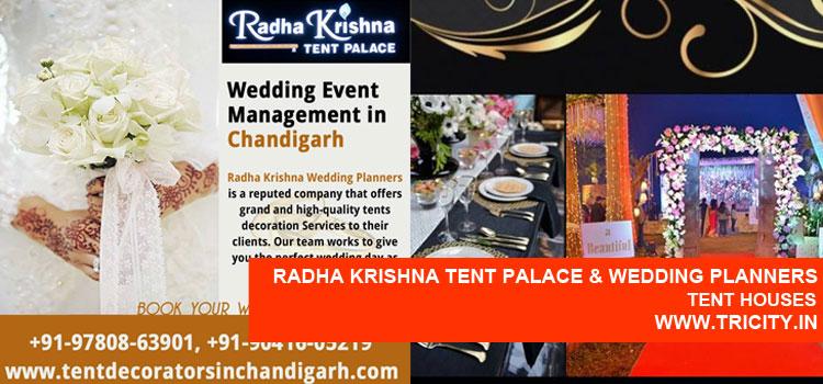 Radha Krishna Tent Palace & Wedding Planners