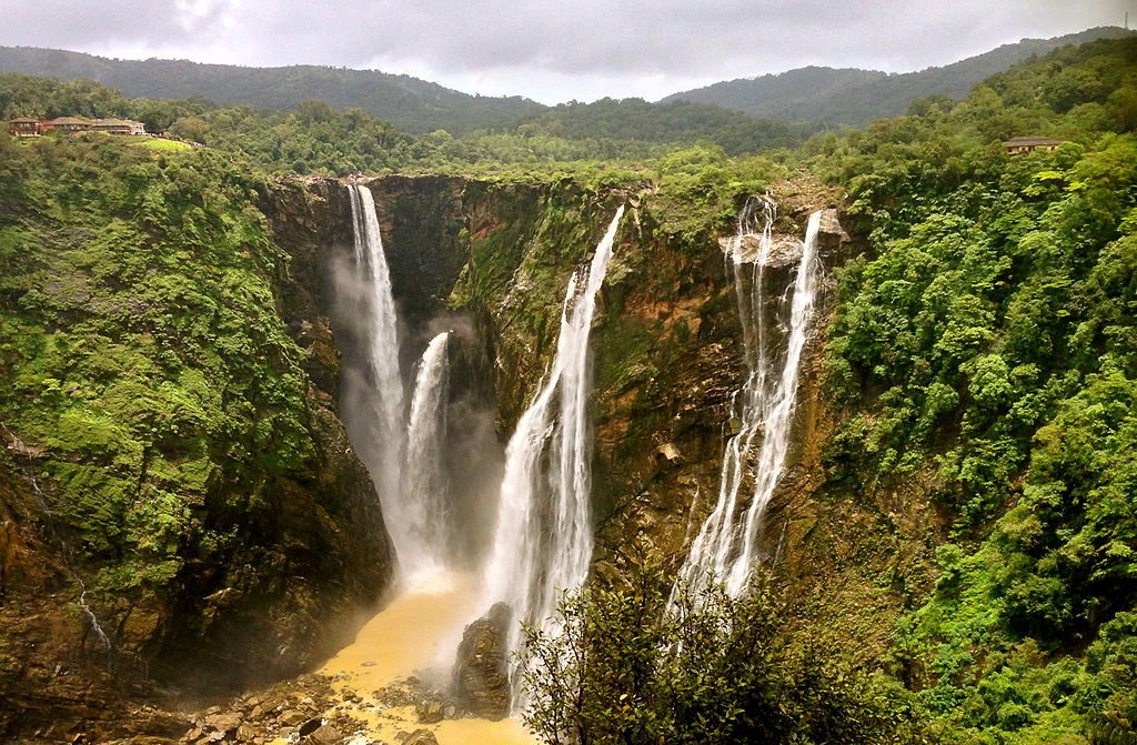 Waterfalls Images In India