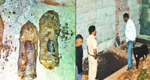 Bomb Found In Gurudwara