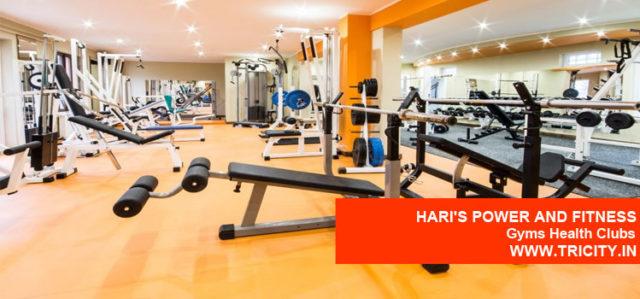 Hari's Power And Fitness