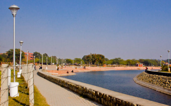 New Lake Chandigarh