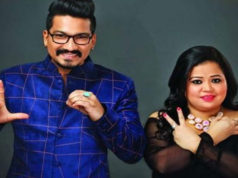 Bharti Singh and Haarsh