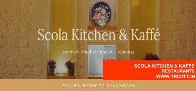 Scola Kitchen & Kaffe