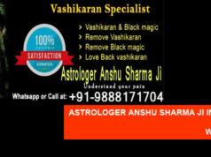 Astrologer Anshu Sharma Ji