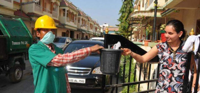 Chandigarh Garbage Collectors
