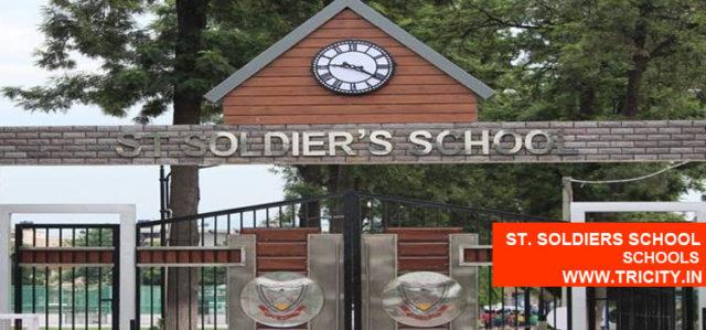 St.-Soldiers-school