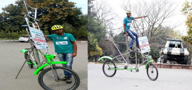 Tallest Bicycle