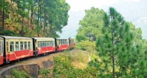 Kalka-Shimla Special Train