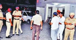 Robbery In Zirakpur
