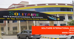 Solitaire International School