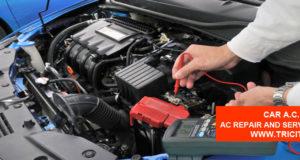CAR A.C. GAS