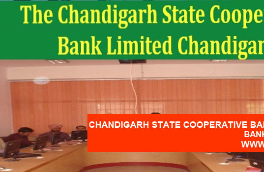 CHANDIGARH STATE COOPERATIVE BANK LIMITED
