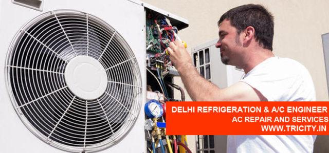 Delhi Refrigeration & A/C Engineer