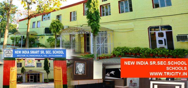 NEW INDIA SR.SEC.SCHOOL