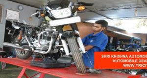 Shri Krishna Automobiles