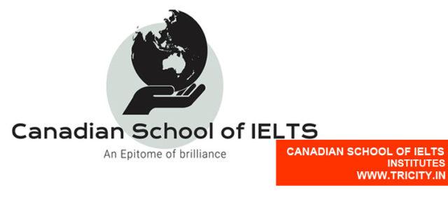 CANADIAN SCHOOL OF IELTS