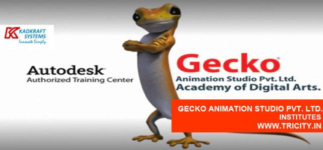Gecko animation studio pvt. Ltd