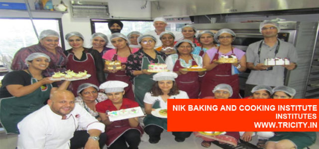 Nik Baking And Cooking Institute