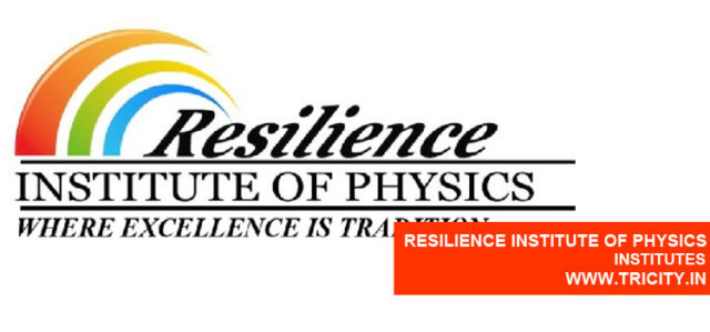 Resilience Institute Of Physics