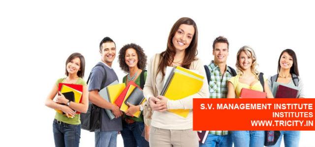 S.v. Management institute