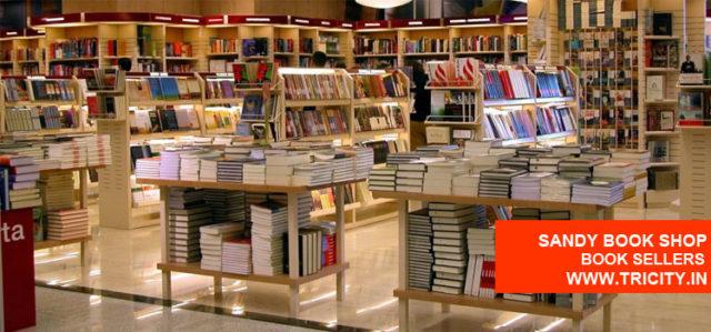 Sandy Book Shop
