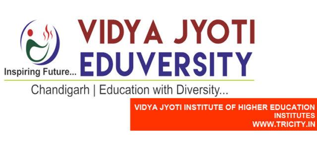 Vidya Jyoti Institute Of Higher Education