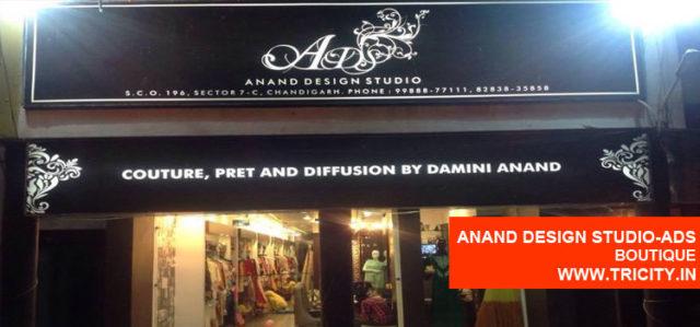 ANAND DESIGN STUDIO