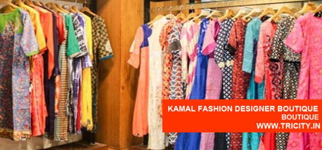 Kamal Fashion Designer Boutique
