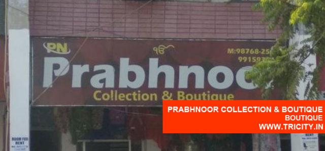 Prabhnoor Collection & Boutique