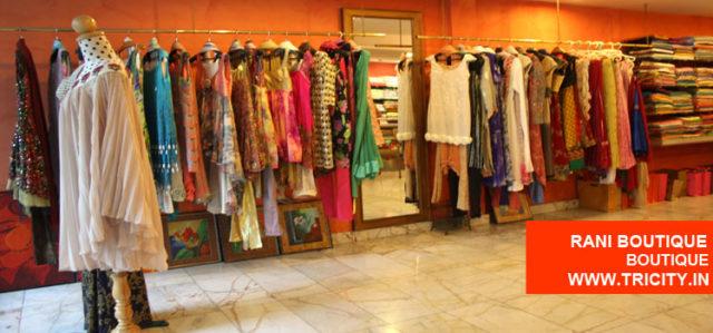 Rani Boutique