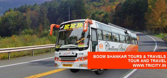 Boom Shankar Tours & Travels