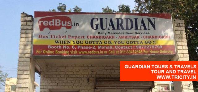 Guardian Tours & Travels