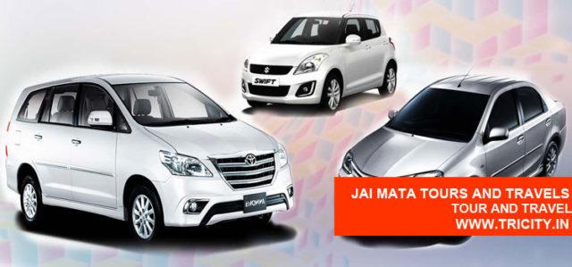 Jai Mata Tours And Travels
