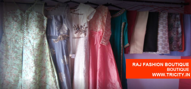 Raj Fashion Boutique