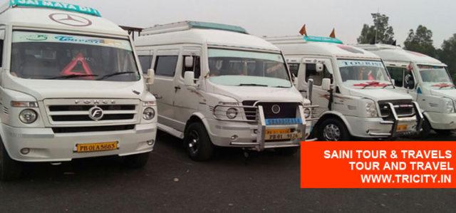 Saini Tour & Travels