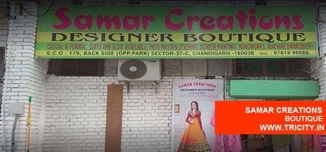 Samar Creations